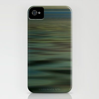 """Lagoon""    by Angelo Cerantola  iPhone Case / iPhone (4S, 4)"