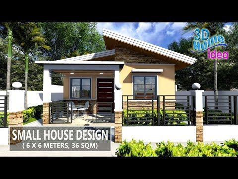 Pin On Lipa Mala Kuca Low budget 2 bedroom house plan
