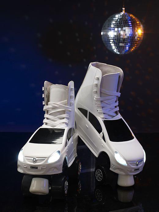Vauxhall Corsa Roller skates