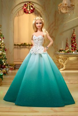 2016 Holiday Barbie™ Doll   The Barbie Collection