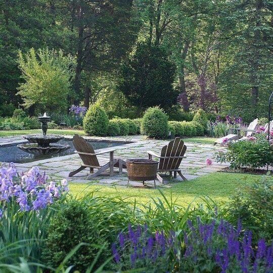Pin On Large Backyard Landscaping Tips