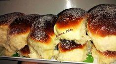 Joana Pães: Pão de leite com suco de laranja