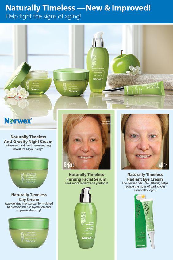 Norwex Naturally Timeless Radiant Eye Cream Reviews