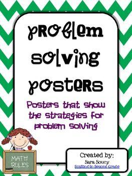 Middle school math problem solving