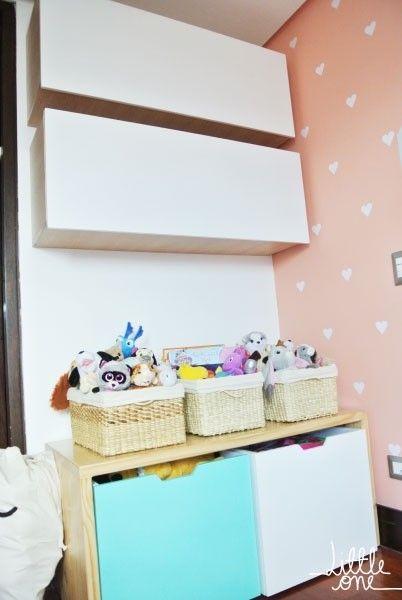Cuarto de Martina. . Diseñadores de Interiores - Little One - Decohunter. Espacios para niños. DIY. video. Decoración para bebes. Decoración para niños. Encuentra dónde comprar este diseño y Producto en Colombia