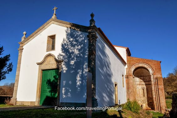 Monasterio de Castro de Avelãs en Bragança   Portugal Turismo
