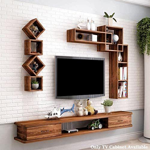 Media Console Entertainment Center Lagerung Regal Medien Audio Video Konsole Mit Schublade Tv In 2020 Living Room Tv Unit Designs Tv Room Design Wall Tv Unit Design