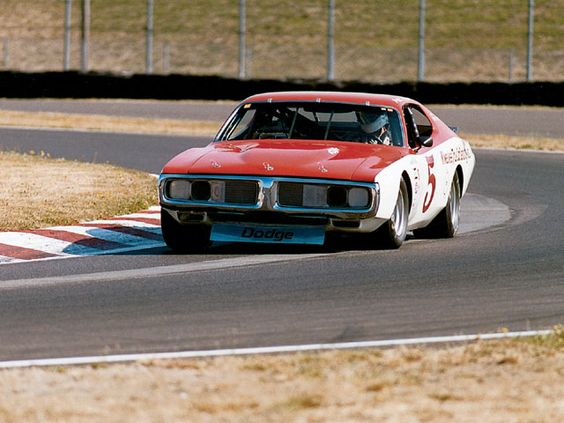 Classic Charger When Stock Cars Were Really Stock Cars Car