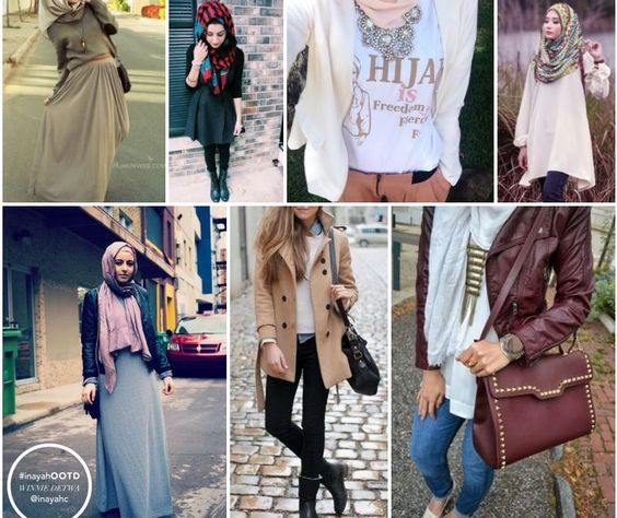 Back to School Outfit Ideas , The Muslim Girl