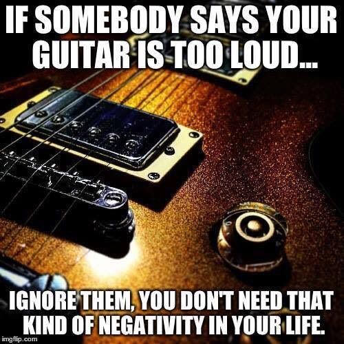 I Agree Lol Happy Sunday Everyone Goodvibes Guitarplayer Guitarlover Guitar Quotes Funny Guitar Funny Guitar Quote