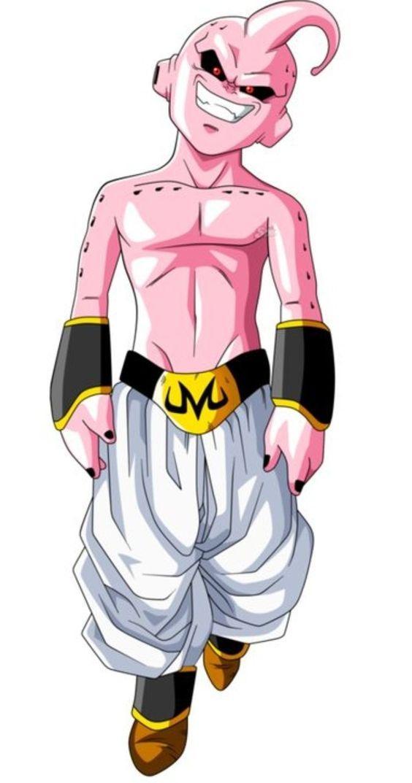 Kid Buu Dragon Ball Super Artwork Dragon Ball Super Goku Dragon Ball Super Manga