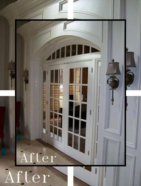 Double Closet Doors External Hardwood Doors 10 Panel French Door With Images Metal Doors Exterior French Doors Barn Doors Sliding
