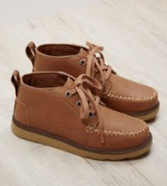 TOMS chukka boots