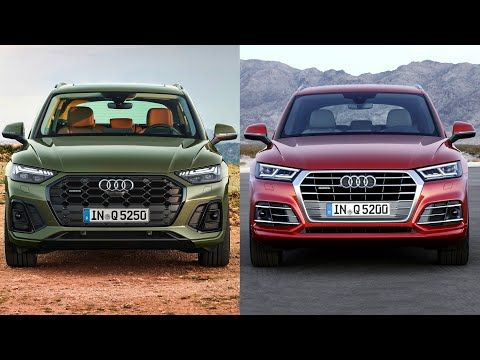 2021 Audi Q5 Vs Old Audi Q5 Youtube Audi Q5 Audi Olds