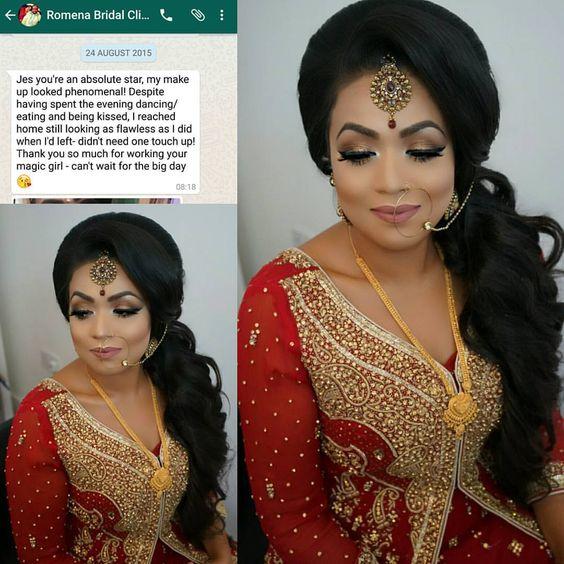 UK Bengali bride