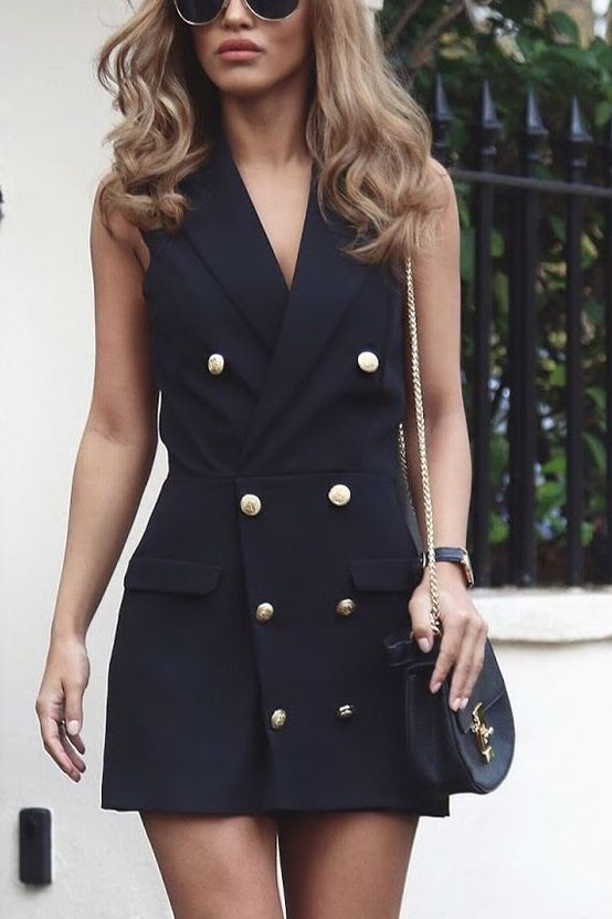 Blazer Dress Outfits For Girls Blazer Dress 2018 | formal in 2018 | Pinterest | Dresses, Outfits