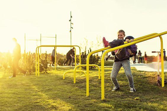 Skatepark LEMVIG,Cortesía de EFFEKT