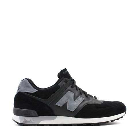 NEW BALANCE M576PLK BLACK MADE IN ENGLAND UK | Solestop.com