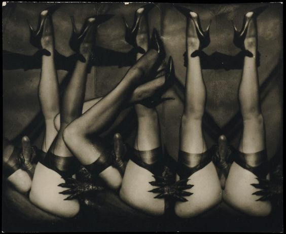 The Forbidden Photo-Collages of Pierre Molinier. Dubbed 'the magician of erotic art' by Surrealism's founder André Breton, Pierre Molinier's fetishistic photo-collages make for an eye-opening experience