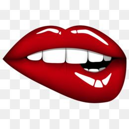 Free To Pull The Material Biting Lips Lips Clipart Biting Lower Lip Png Transparent Clipart Image And Psd File For Free Download Pop Art Lips Art Lip Drawing
