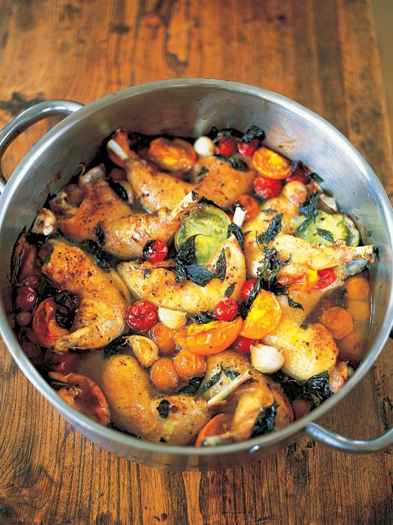 Steam chicken legs recipe