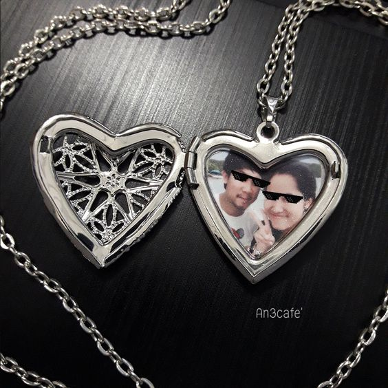 Heart Lockets
