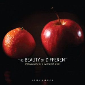 We're all beautiful, and Karen's gorgeous book will show (and tell) you why.