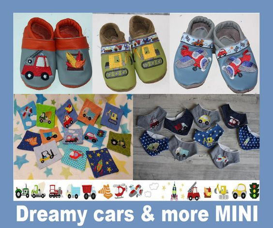Dreamy cars & more MINI von SewDreams - Nähträume zum Kaufen auf DaWanda.com