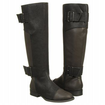 Michael Antonio Bronson Boots (Black) - Women's Boots - 7.5 M