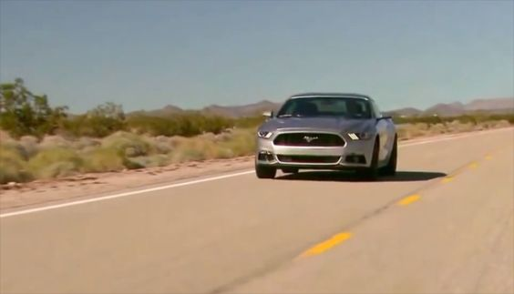 Jonathan Bunge | Ford Mustang | Image source: http://www.autoevolution.com/news/new-footage-shows-the-2015-ford-mustang-in-action-video-73774.html