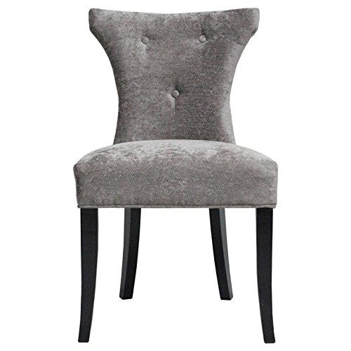 Hd Couture Hd98825 Cosmo Feather Chair 2 Pack Platinum Chair Contemporary Dining Chairs Dining Chairs