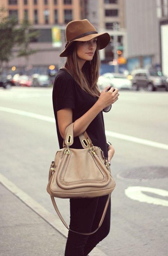 clhoe bag - We heart the #Chloe 'Paraty' bag! | Oh Fashion | Pinterest | Chloe ...