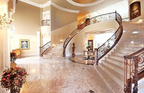 Now thats a foyer
