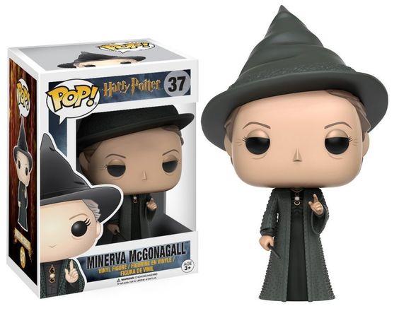 37 Minerva McGonagall Funko Pop