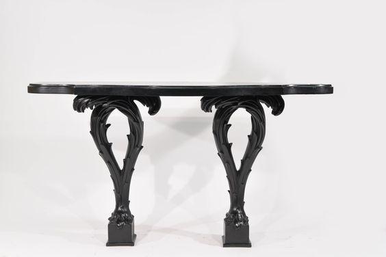 Lacquered Console Tables lacquered console tables 6 Stunning Lacquered Console Tables for A Trendy Interior cf81dc3181977c6bb36c4732ad707221
