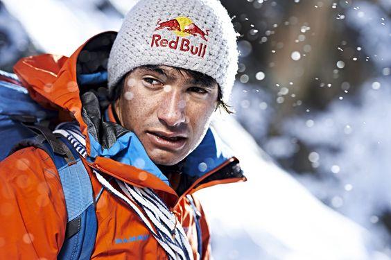 David Lama — el chaval prodigio de la escalada