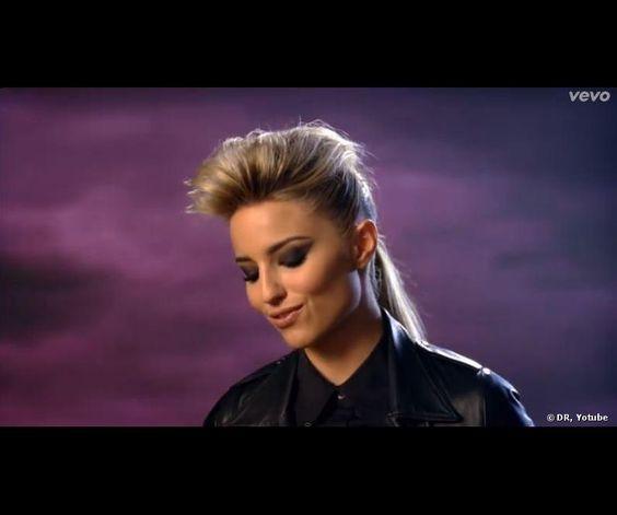 "Dianna Agron, protagonista en el videoclip de ""The Killers"""