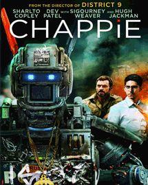 Chappie (2015) [VOSE, VC, VL] [HD-R] - Thriller, Acción, Sci-Fi, Distopía
