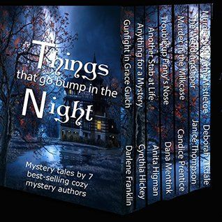Things that go Bump in the Night (7 Cozy Mysteries)