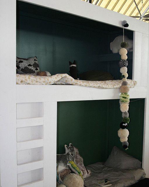 Beautiful bed bunk