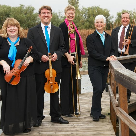 """""""The Splendor of Venice - Antiphonal Music for 2 and 3 Choirs"""" ■Sun Sep 14, 2014, 7:00pm"""