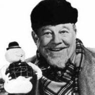 Burl Ives - Holly Jolly Christmas. He sang it on Rudolph the Red-Nosed Reindeer. This is my #3 Christmas Song.