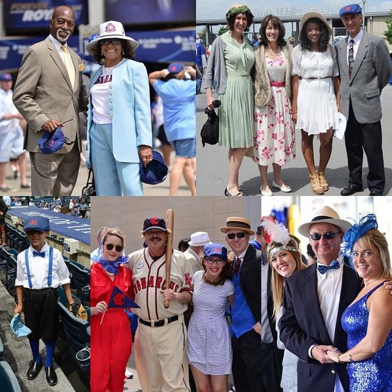 Fans went all out at #DressedtotheNines today! #ForeverRoyal #Royals
