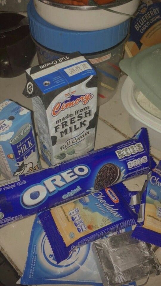 Cheesecake Oreo Freeze Ide Makanan Minuman Coklat Panas Hidangan Penutup