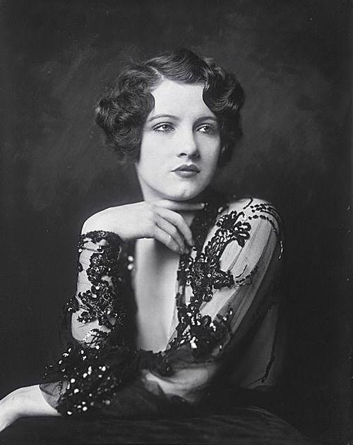 Vintage Glam…1920s Ziegfeld Girl Jean Ackerman: