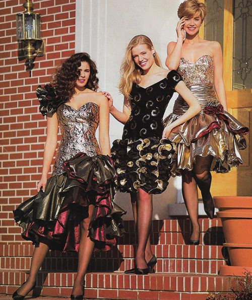 90s prom dresses