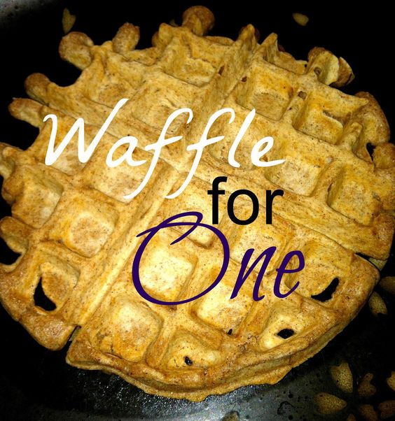 All Patched Up Quilts: Waffle for One!