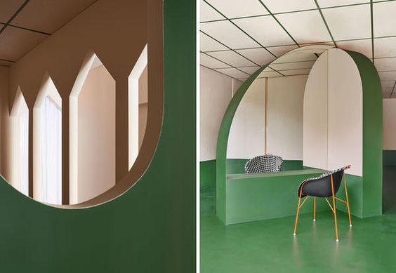 Un salone di bellezza a Melbourne   lartdevivre - arredamento online
