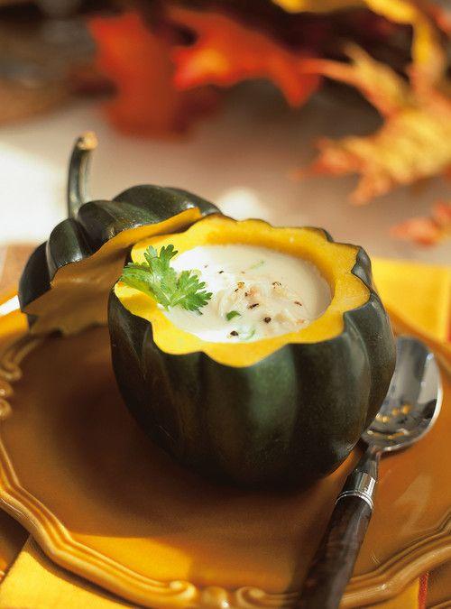 Soupe de crabe au lait de coco Recettes | Ricardo