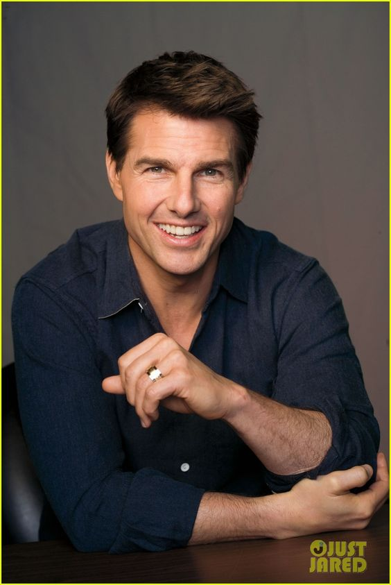 Just LOVE Tom Cruise